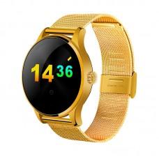 Смарт-годинник Lemfo K88H Gold