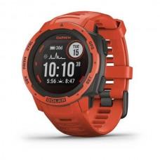 Смарт-годинник Garmin Instinct Solar Flame Red (010-02293-20)