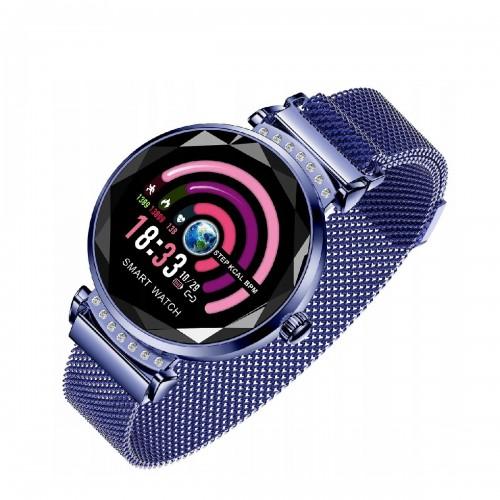 Смарт-годинник Lemfo H2 Blue