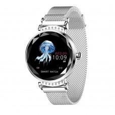 Смарт-годинник Lemfo H2 Silver