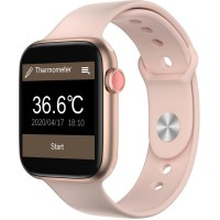 Смарт-годинник Iwo FT50 Pink