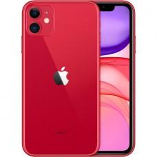 Смартфон Apple iPhone 11 64GB Dual Sim Product Red (MWN22)
