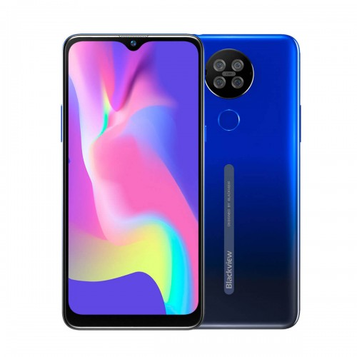 Смартфон Blackview A80S 4 / 64GB Dreamy Blue