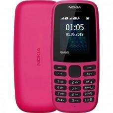 Мобільний телефон Nokia 105 Single Sim 2019 Pink (16kigp01a13)
