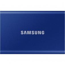 Ssd накопичувач Samsung T7 2 TB Indigo Blue (MU-PC2T0H/WW)