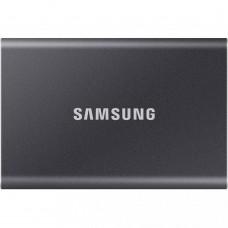 Ssd накопичувач Samsung T7 2 TB Titan Gray (MU-PC2T0T / WW)