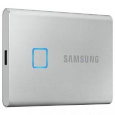 Ssd накопичувач Samsung T7 Touch 500 GB Silver (MU-PC500S/WW)