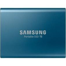 Ssd накопичувач Samsung T5 Blue 500 GB (MU-PA500B/WW)