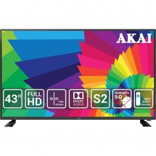 Телевізор Akai UA43LEP1UHD9