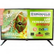 Телевізор Grunhelm GTV32HD01T2