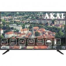 Телевізор Akai UA43LEF1T2S