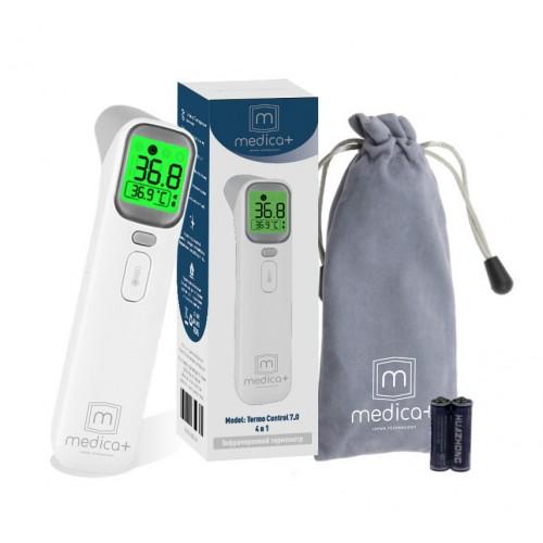 Безконтактний інфрачервоний термометр Medica-Plus Termo control 7.0 (Японія)