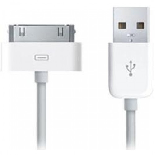 Кабель USB Apple 30-pin to Usb Cable Dock Connector (MA591)