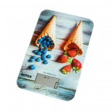 Ваги кухонні електронні Rotex RSK14-P Berry